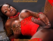 Travesti Michelly Bombom 24